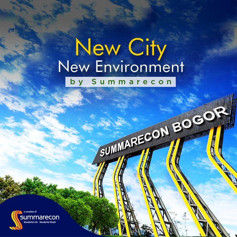 New City Summarecon Bogor