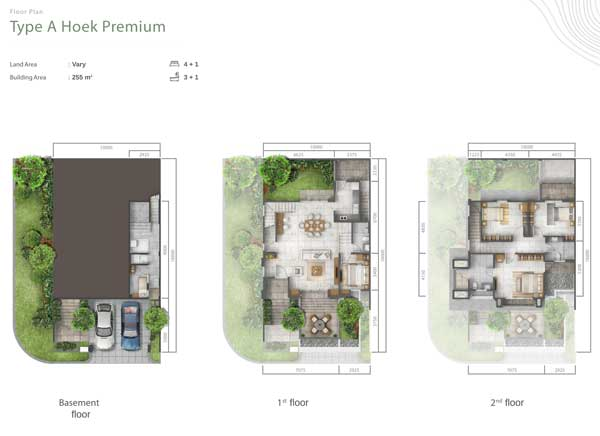 Floor-Plan-Type-A-hoek-Premium