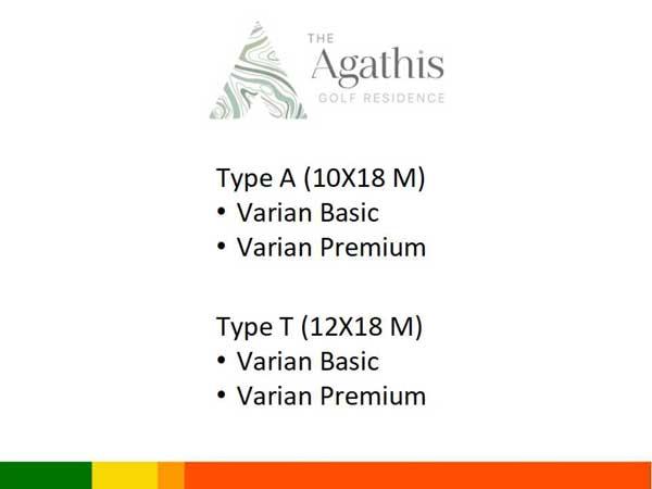 Luas Type Agathis