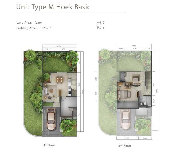 rumah type-M-hoek-basic