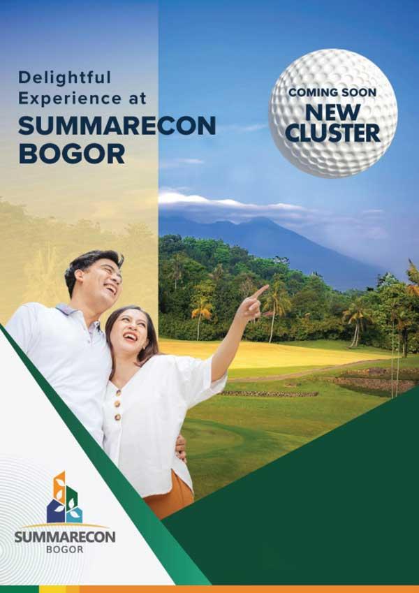 Summarecon-Bogor-New-Cluster
